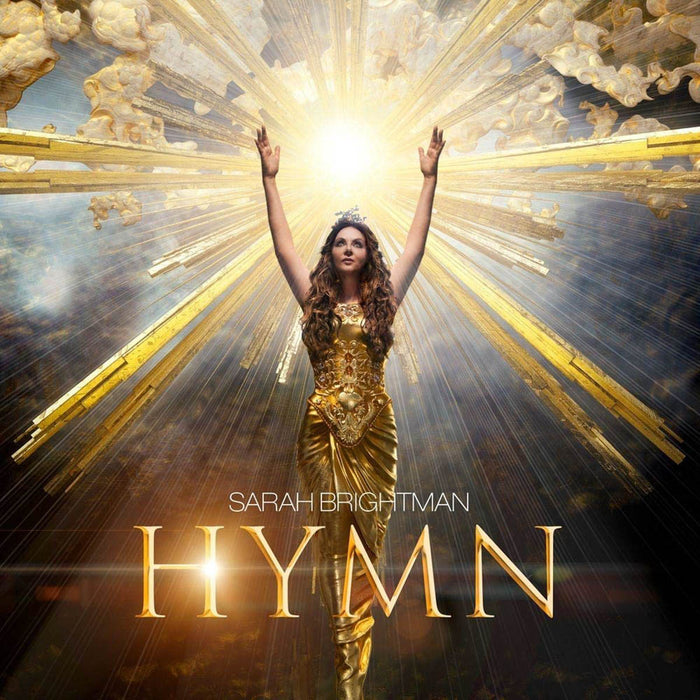 Sarah Brightman Hymn Vinyl LP New 2018