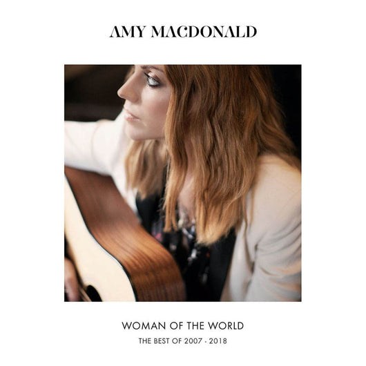Amy Macdonald Woman of the World Best Of Vinyl LP New 2018