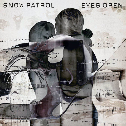 Snow Patrol Eyes Open Double Vinyl LP New 2019