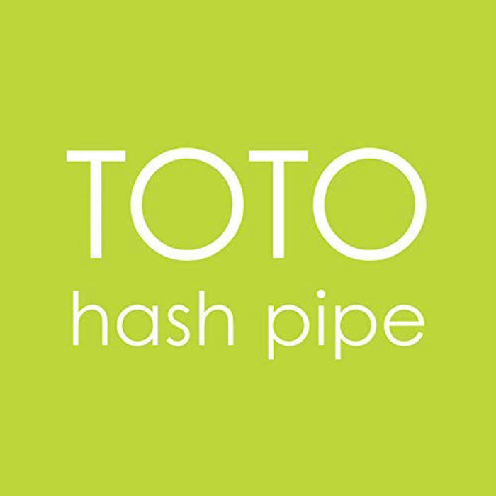 "Toto Hash Pipe Ltd Ed 7"" Vinyl Single 2018"