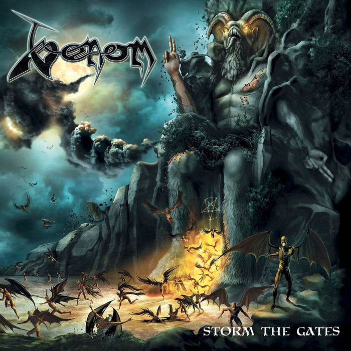 Venom Storm the Gates Vinyl LP New 2019