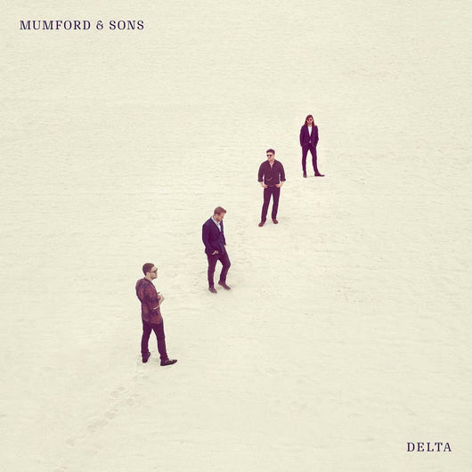 Mumford & Sons Delta Double Vinyl LP New 2018