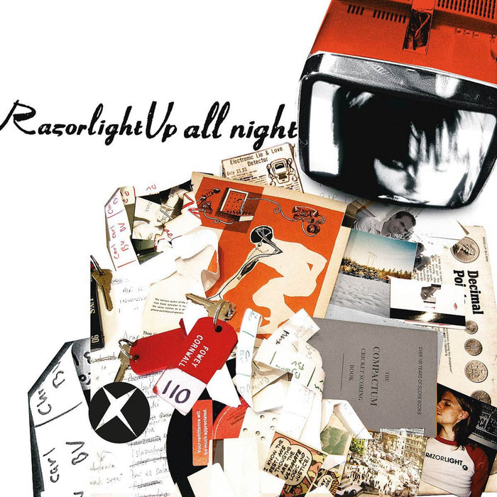 Razorlight - Up All Night Vinyl LP Re-Issue 2019