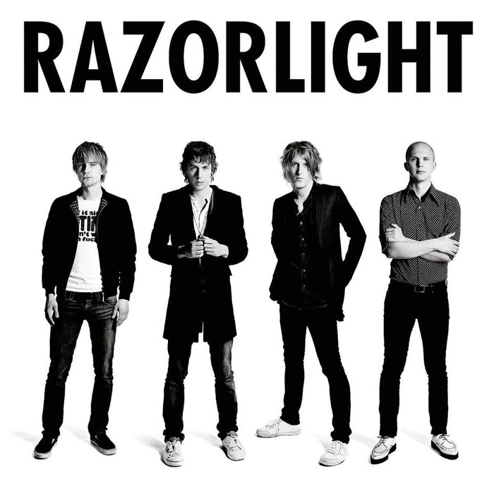 Razorlight Vinyl LP New 2019
