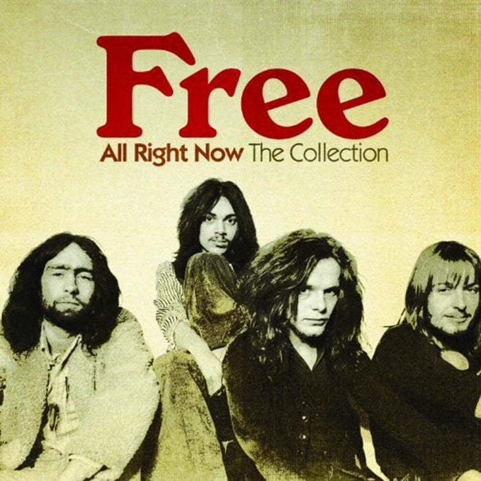Free All Right Now The Collection Vinyl LP 2019
