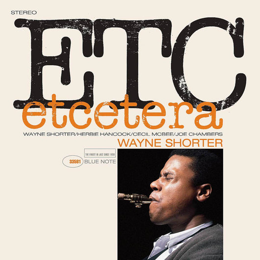 Wayne Shorter Etcetera Vinyl LP New 2019