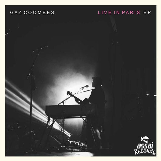Gaz Coombes Live In Paris 12