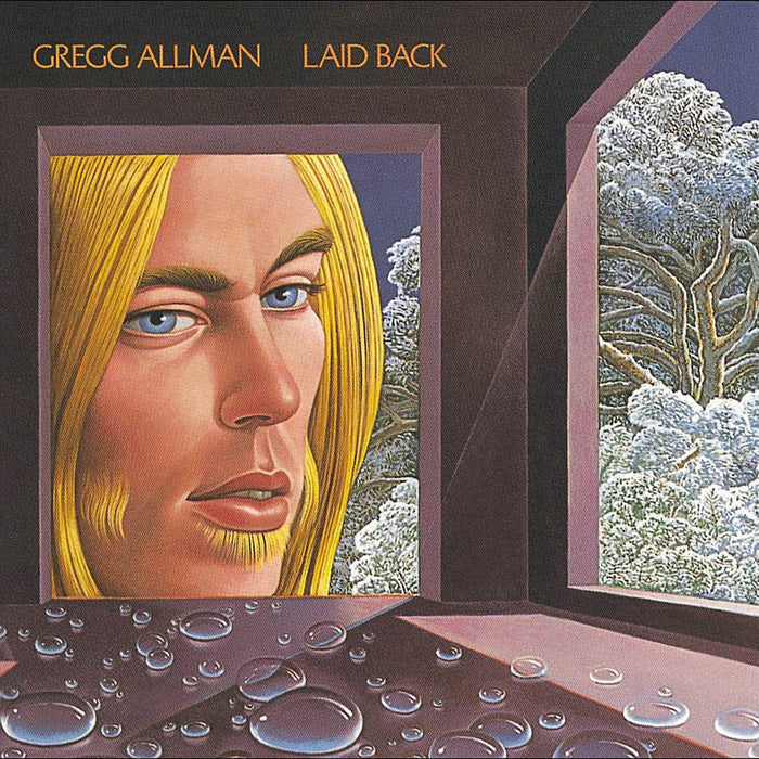 Gregg Allman Laid Back Vinyl LP New 2019