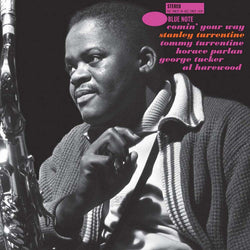 Stanley Turrentine - Coming Your Way Vinyl LP New Pre Order 24/01/20