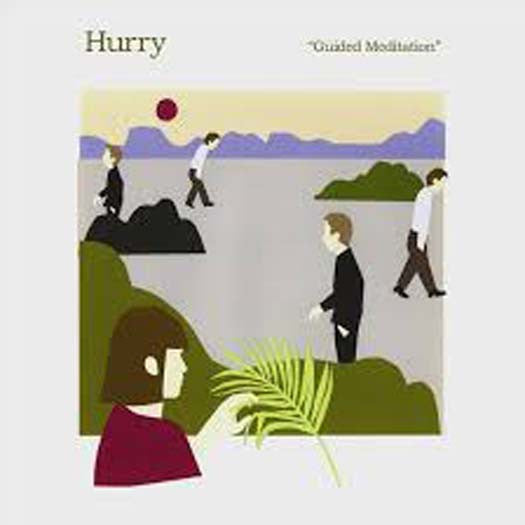 HURRY GUIDED MEDITATION LP VINYL NEW