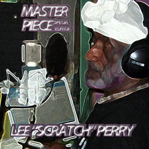 LEE SCRATCH PERRY MASTER PIECE LP VINYL NEW 33RPM