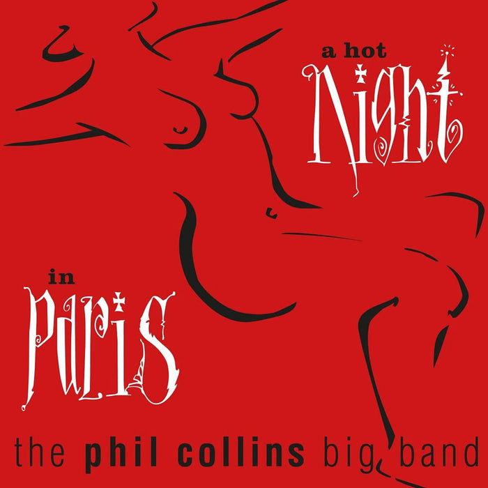Phil Collins Big Band Hot Night in Paris Double Vinyl LP New 2019