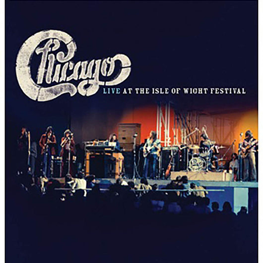 Chicago Live at the Isle of Wight Fest Double Vinyl LP New 2018