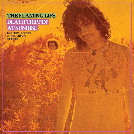 Flaming Lips Death Trippin At Sunrise 1986-90 Vinyl LP Brand New Out 14/09/18