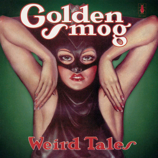 GOLDEN SMOG Weird Tales LP Green Vinyl NEW 2018