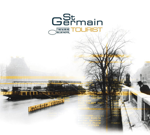 ST GERMAIN TOURIST LP VINYL NEW (US) 33RPM REMASTERED