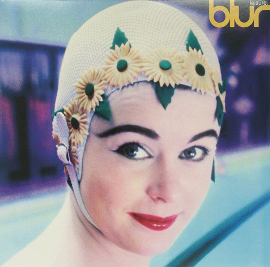 BLUR LEISURE LP VINYL NEW (US) 33RPM LIMITED EDITION