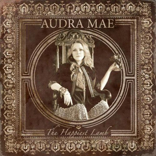 AUDRA MAE THE HAPPIEST LAMB LP VINYL NEW 33RPM