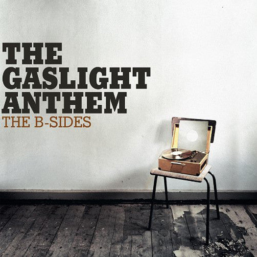 THE GASLIGHT ANTHEM THE B-SIDES LP VINYL NEW 33RPM