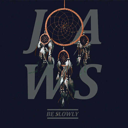 JAWS BE SLOWLY LP VINYL NEW (US) 33RPM