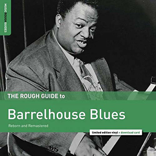 Rough Guide To Barrelhouse Blues Vinyl LP New 2019