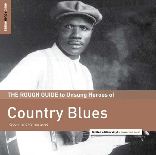 ROUGH GUIDE TO UNSUNG HEROES OF COUNTRY BLUES LP VINYL NEW