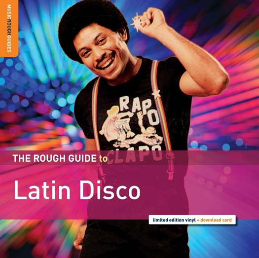 ROUGH GUIDE TO LATIN DISCO LP VINYL NEW 33RPM