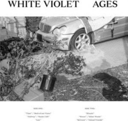 WHITE VIOLET Ages LP Vinyl NEW 2017