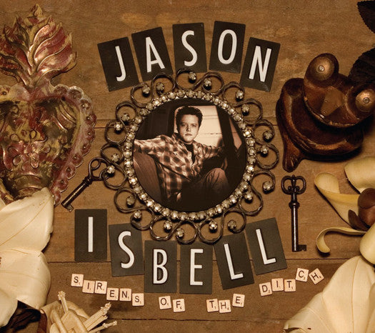 JASON ISBELL SIRENS OF THE DITCH LP VINYL NEW (US) 33RPM