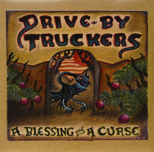 DRIVE BY TRUCKERS A BLESSING AND A CURSE LP VINYL NEW 33RPM 2008