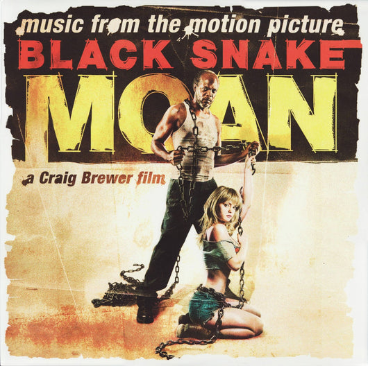 BLACK SNAKE MOAN SOUNDTRACK LP VINYL 33RPM NEW