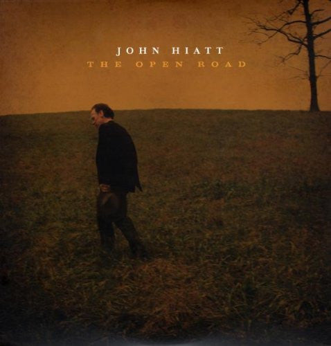 JOHN HIATT THE OPEN ROAD LP VINYL 33RPM NEW