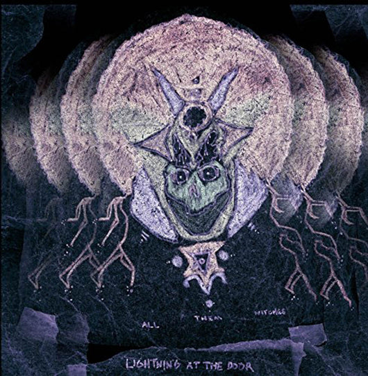 All Them Witches - Lightning at the Door Indies Colour Vinyl LP New Out 15/11