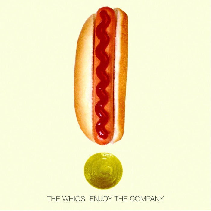 WHIGS ENJOYCOMPANY LP VINYL 33RPM NEW
