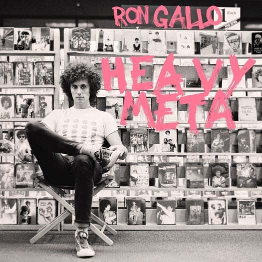 RON GALLO Heavy Meta LP Vinyl 150gm NEW 2017