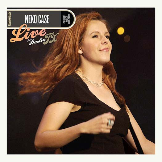 NEKO CASE Live From Austin TX LP Vinyl NEW 2017