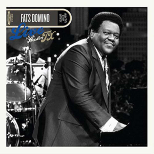 FATS DOMINO Live From Austin TX LP Vinyl NEW 2017