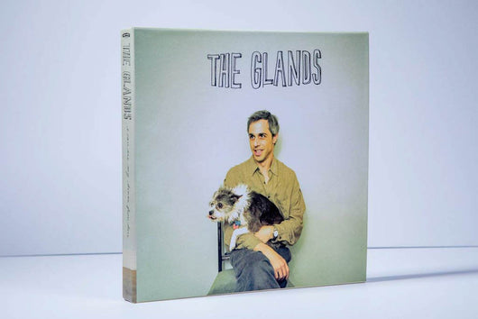 The Glands I Can See My House Coloured Vinyl 5 LP Box Set New 2018