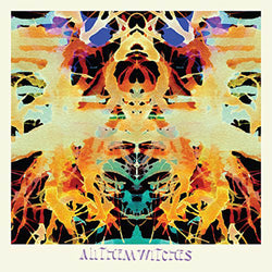 All Them Witches - Sleeping Through the War Indies Colour Vinyl LP New Out 15/11