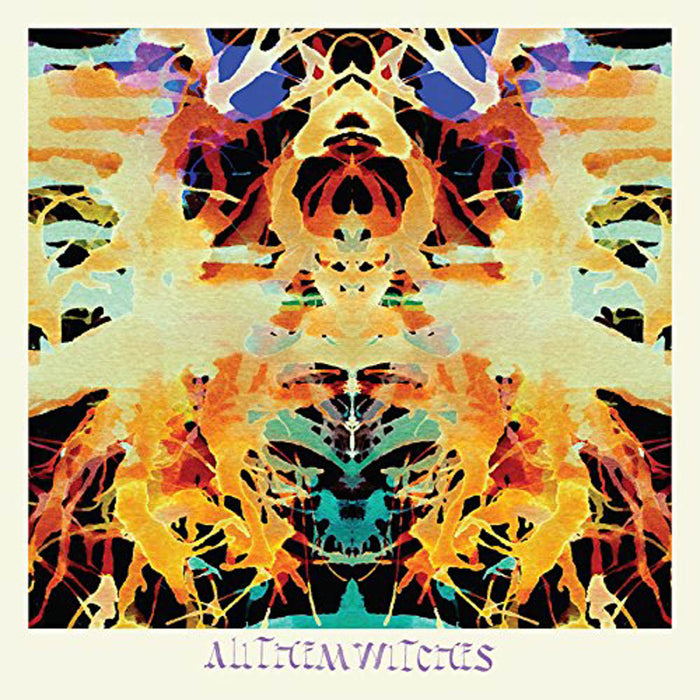 All Them Witches - Sleeping Through the War Indies Colour Vinyl LP New 2019