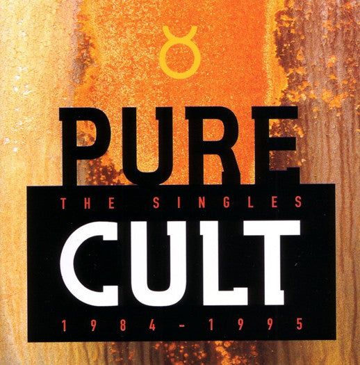 Cult Pure Cult Singles 1984-1995 Vinyl LP New