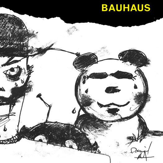BAUHAUS MASK LP VINYL 33RPM NEW 2013 REMASTERED