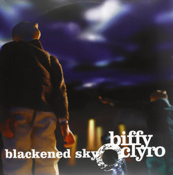 Biffy Clyro ‎Blackened Sky Vinyl LP New 2012