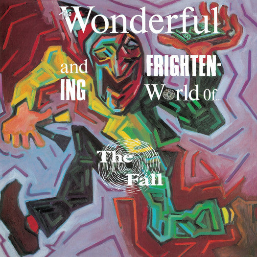 FALL THE WONDERFUL AND FRIGHTENING WORLD OF THE FALL LP VINYL NEW 33RPM