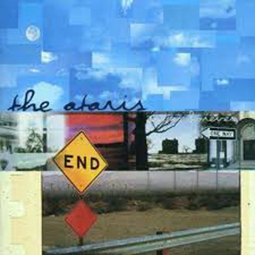 ATARIS END IS FOREVER LP VINYL NEW (US) 33RPM