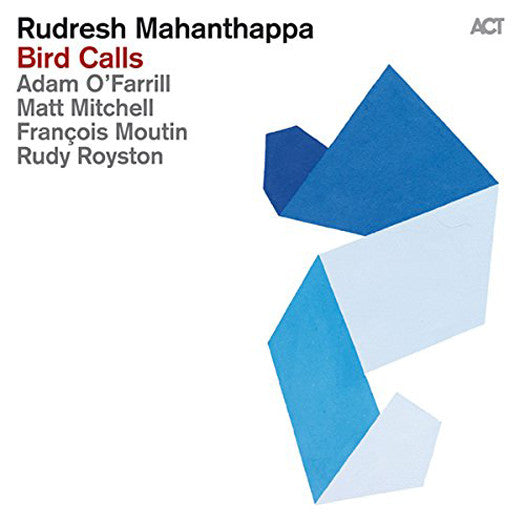 RUDRESH MAHANTHAPPA BIRD CALLS LP VINYL NEW (US) 33RPM