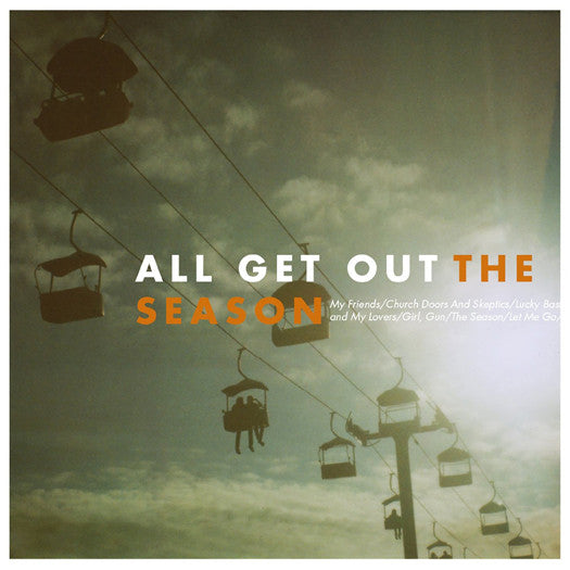 ALL GET OUT SEASON LP VINYL NEW (US) 33RPM