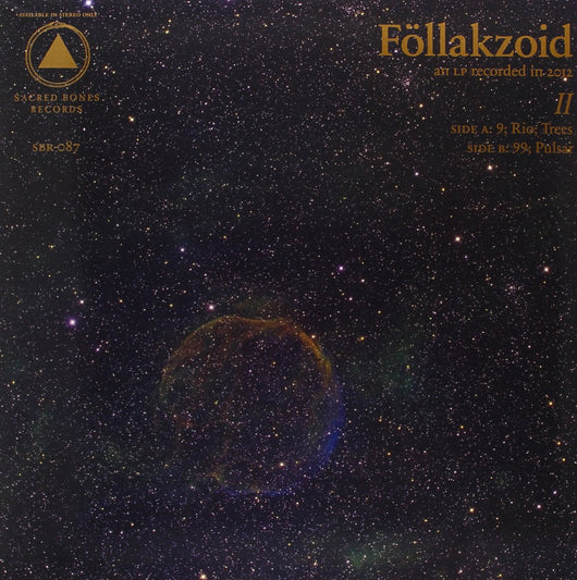 FOLLAKZOID II LP VINYL 33RPM NEW