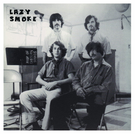 Lazy Smoke - Corridor of Smoke Vinyl LP 2010