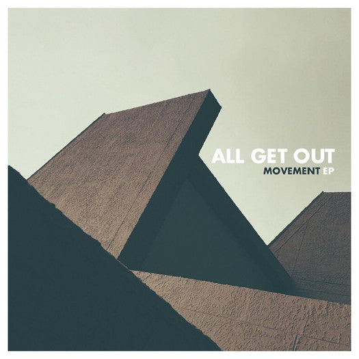 ALL GET OUT MOVEMENT LP VINYL NEW (US) 33RPM